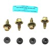 Export Brace Bolts to Cowl 4 1969 - 1970 - AMK
