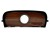 Dash Bezel Right Hand Deluxe w/ Walnut Woodgrain 1969 - 1970 - ACP