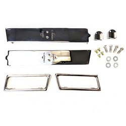 Vent Slide Kit Fastback 1965 - 1966