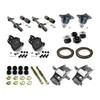 Mustang Suspension Kit with Upper and Lower Ball Joints 4-Bolt Upper 1967