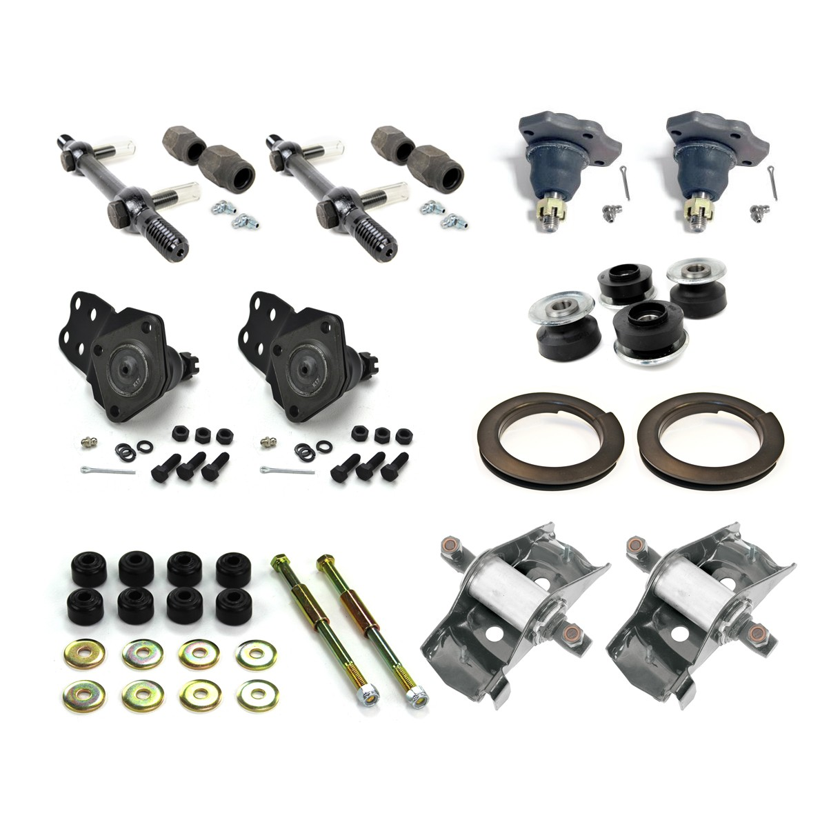 2 Upper Ball Joints Low Price High Quality !
