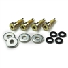 Seat Belt Bolts 12 Piece Kit 1969 - 1973 - AMK