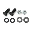 Transmission Mount Insulator Bolt Kit Automatic Transmission 1967 - 1969 - AMK