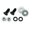 Transmission Mount Insulator Bolt Kit Automatic Transmission V8 1964 1/2 - 1966 - AMK