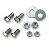 Transmission Mount Insulator Bolt Kit Six Cylinder 1964 1/2 - 1966 - AMK