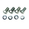 Engine Body Mount Bolts 1966 - 1968 - AMK