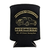 Kentucky Mustang Automotive Can Cooler - Black/Gold