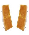 Marker Lights Front Pair 1970