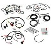 Wiring Kit Six Cylinder / Lamps / 2 Speed Heater / Coupe Convertible / Wire Type Tail Lights 1965