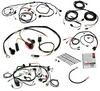 Wiring Kit Six Cylinder / Lamps / 2 Speed Heater / Coupe Convertible / Socket Type Tail Lights 1965