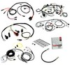 Wiring Kit Six Cylinder / Lamps / 2 Speed Heater / Fastback / Wire Type Tail Lights 1965