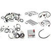 Wiring Kit Six Cylinder / Lamps / 2 Speed Heater / Fastback / Socket Type Tail Lights 1965