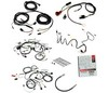 Wiring Kit Six Cylinder / Gauges / 3 Speed Heater / Coupe Convertible / Socket Type Tail Lights 1965