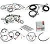 Wiring Kit V8 / Lamps / 2 Speed Heater / Coupe Convertible / Wire Type Tail Lights 1965