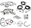 Wiring Kit V8 / Lamps / 2 Speed Heater / Coupe Convertible / Socket Type Tail Lights 1965