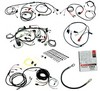 Wiring Kit V8 / Lamps / 2 Speed Heater / Fastback / Wire Type Tail Lights 1965