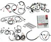 Wiring Kit V8 / Lamps / 2 Speed Heater / Fastback / Socket Type Tail Lights 1965