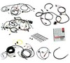 Wiring Kit V8 / Lamps / 3 Speed Heater / Fastback / Wire Type Tail Lights 1965