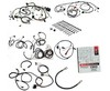 Wiring Kit V8 / Lamps / 3 Speed Heater / Fastback / Socket Type Tail Lights 1965