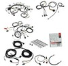 Wiring Kit V8 / Gauges / 3 Speed Heater / Coupe Convertible / Socket Type Tail Lights 1965