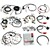 Wiring Kit Six Cylinder / without Tach / with Fog Lights / Coupe Convertible 1968