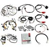 Wiring Kit Small Block V8 / without Tach / with Fog Lights / Coupe Convertible 1968