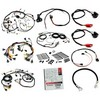 Wiring Kit Small Block V8 / without Tach / with Fog Lights / Fastback 1968