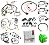 Wiring Kit 302 351W / with Tach / with Safety Convenience Package / without A/C / All Body Styles 1969