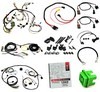 Wiring Kit 302 351W / with Tach / without Safety Convenience Package / without A/C / All Body Styles 1969