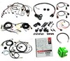 Wiring Kit 302 351W / without Tach / without Safety Convenience Package / without A/C / All Body Styles 1969