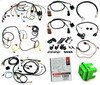 Wiring Kit 302 351W / without Tach / with Safety Convenience Package / with A/C / All Body Styles 1969