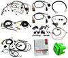 Wiring Kit 302 351W / without Tach / without Safety Convenience Package / with A/C / All Body Styles 1969