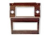 Radio Bezel Wood 1969 - 1970 - ACP