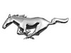 Grill Center Emblem Horse Center Standard OEM 1971 - 1972 - Daniel Carpenter