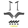Bumper Arms Set Inners & Outers with Bolts 1964 1/2 - 1966