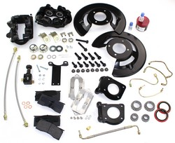 Disc Brake Hardware Kit 1964 1 2 - 1966