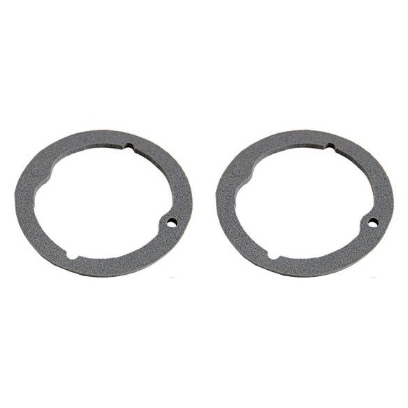 Mustang Gasket Parking Lamp Lens Pair 1964 1//2-1966