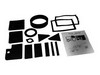 Heater Box Seal Kit 64-66 All & 67-68 w/o A/C 1964 1/2 - 1968 - Daniel Carpenter