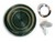 Window Handle / Crank Knob Each 1968 - 1973 Green - Daniel Carpenter