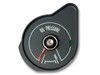 Oil Pressure Gauge Gray 1970 - Scott Drake