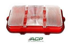 Tail Light Lens 1970 - ACP