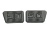 Brake Clutch Pad 50 1965 - 1973 - Scott Drake