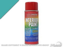 Paint Interior 1967 - 1968 Dark Turquoise L-5753 - Scott Drake
