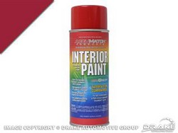 *DISCONTINUED* Paint Interior 1968 Dark Red 1968 L-5732 - Scott Drake *DISCONTINUED*