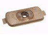 Seat Belt Anchor Plate 1964 1 2 - 1973 - SMR