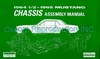 Assembly Manual Chassis 1964 1/2 - 1965 - Osborn Reproductions