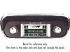 Radio USA 630 1967 - 1973 - Custom Autosound