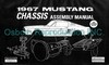 Assembly Manual Chassis 1967 - Osborn Reproductions