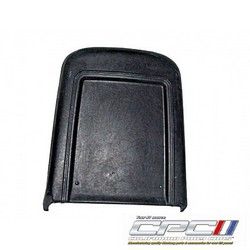 Seat Back Deluxe Interior Black RH 1967