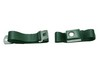 Seat Belt Lap Belt Style Each 1964 1/2 - 1973 Green - RetroBelt USA LLC